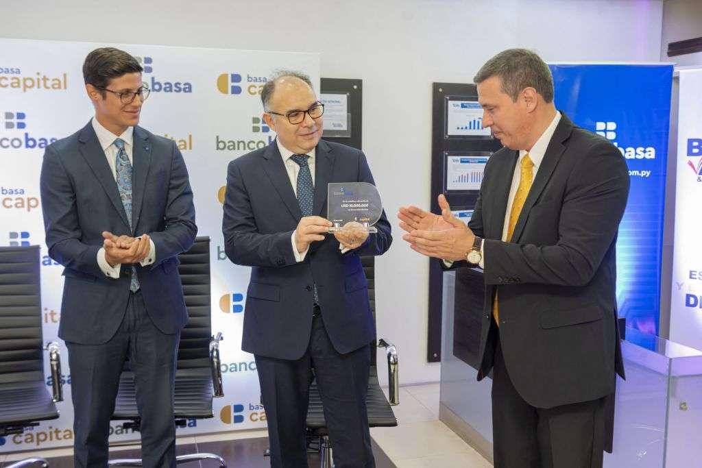 Emisión y exitosa colocación de Bonos Subordinados de Banco Basa